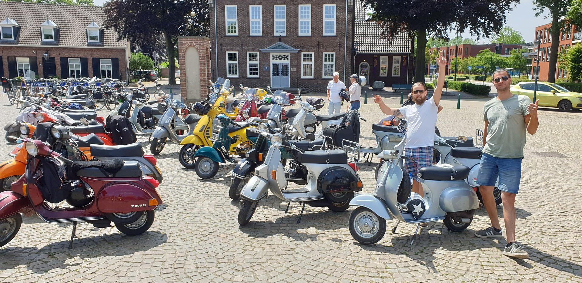 30 juni 2019: Combi-rit Gelderland en Brabant